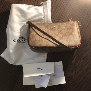 Coach crossbody bag brand new unuse